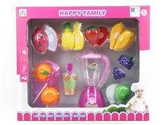 B/O Syrup Juicer Set W/L toys