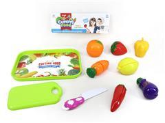 Cut Fruit & Vegetable Set toys