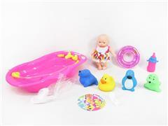 Tub Set toys