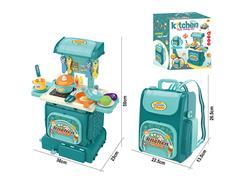 Kitchen Set W/L toys