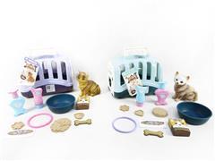 Pet Cat Set(2C) toys