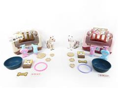 Pet Dog Set(2C) toys