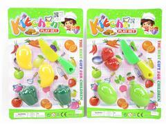 Cut Fruit & Vegetables(2S) toys