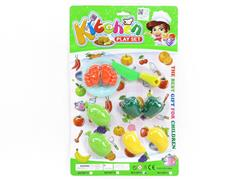 Cut Fruit & Vegetables toys