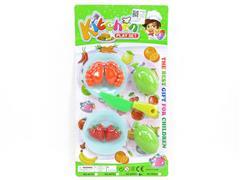 Cut Fruit Set toys