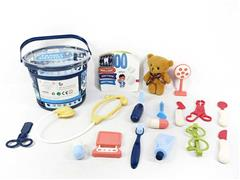Doctor Set & Woolly Bear toys
