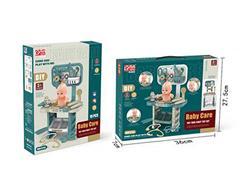 Doctor Set & Doll toys