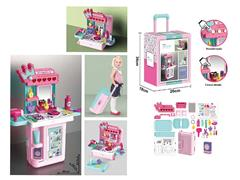 4in1 Mobile Dresser W/L_M toys