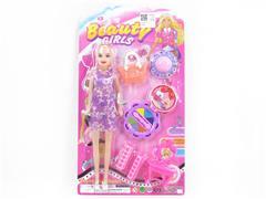 Beauty Set & Empty Body Doll toys