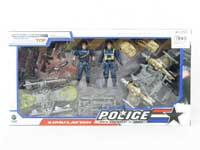 Police Set(2in1)