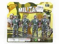 Soldier Set(4in1)