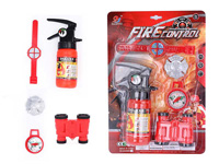 Fire Control Set, fire fighting toy, fire extinguisher toy toys