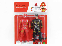 Firemen(2in1) toys