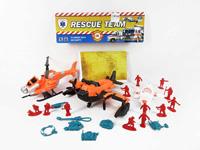 Rescue Kit toys