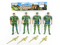 Soldier Set(4in1) toys