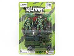 Soldier Set(2in1) toys