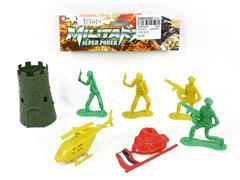 Military Set toys