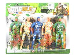 Soldier Set(5in1) toys