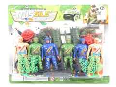 Soldier Set(6in1) toys