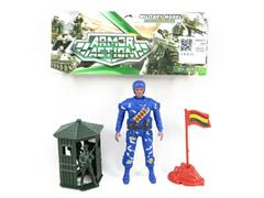 Military Set(3C) toys