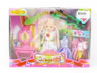 "3""Doll Set"