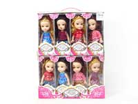 6inch Doll(16in1)