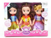 6inch Doll(3in1)