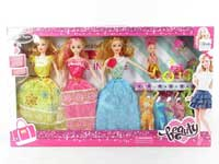 11inch Doll Set(3in1)