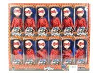 6inch Doll(12in1)