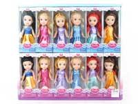 6inch Doll(6pcs)