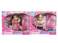 6.5inch Doll Set(2S)