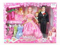 Doll Set(3in1)