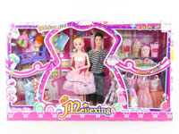 Doll Set(2in1)