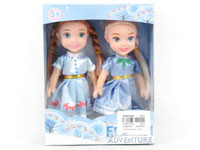 6inch Doll(2in1)