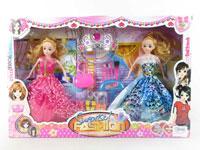 11inch Doll Set(2in1)