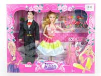 11inch Doll Set(2in1)