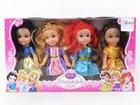 6inch Doll(4in1)