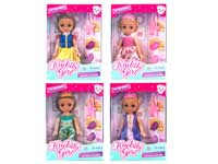 6inch Doll Set(4S)