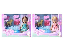 6inch Doll Set(2S)