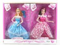 11inch Doll Set(4in1)