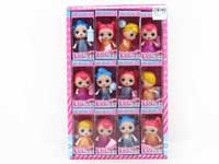 2.5inch Doll Set(24in1)