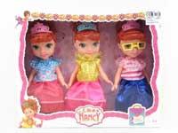 8inch Doll(3in1)