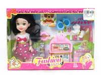 6inch Doll Set