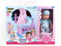 12inch Brow Moppet Set(3S)