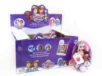 4.5inch Doll Set(6in1)