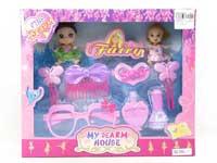 2.5inch Doll Set(2in1)