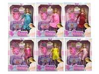 11.5inch Doll Set(6S)