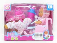 5.5inch Brow Moppet Set(4S)