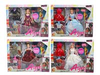 12.5inch Doll Set(4S)