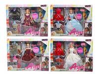 12.5inch Doll Set(4S)